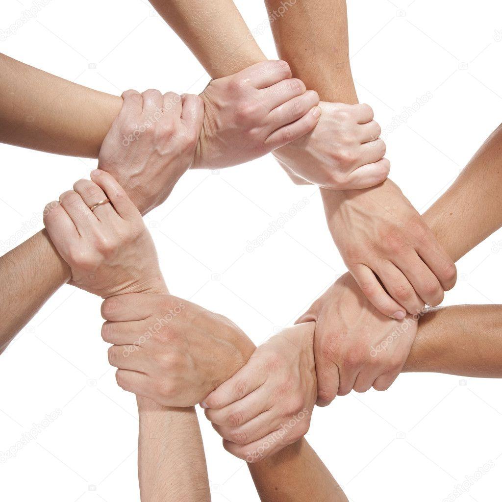 Success teamwork