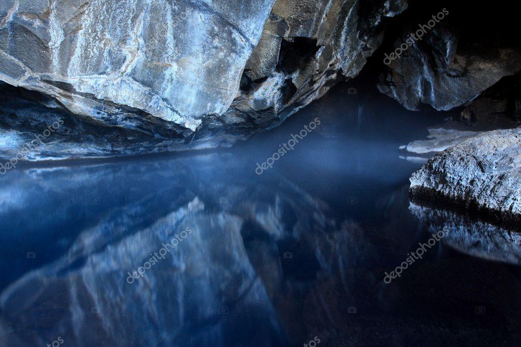 Thermal cave