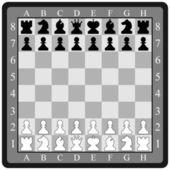 Fotografie ilustrace šachu