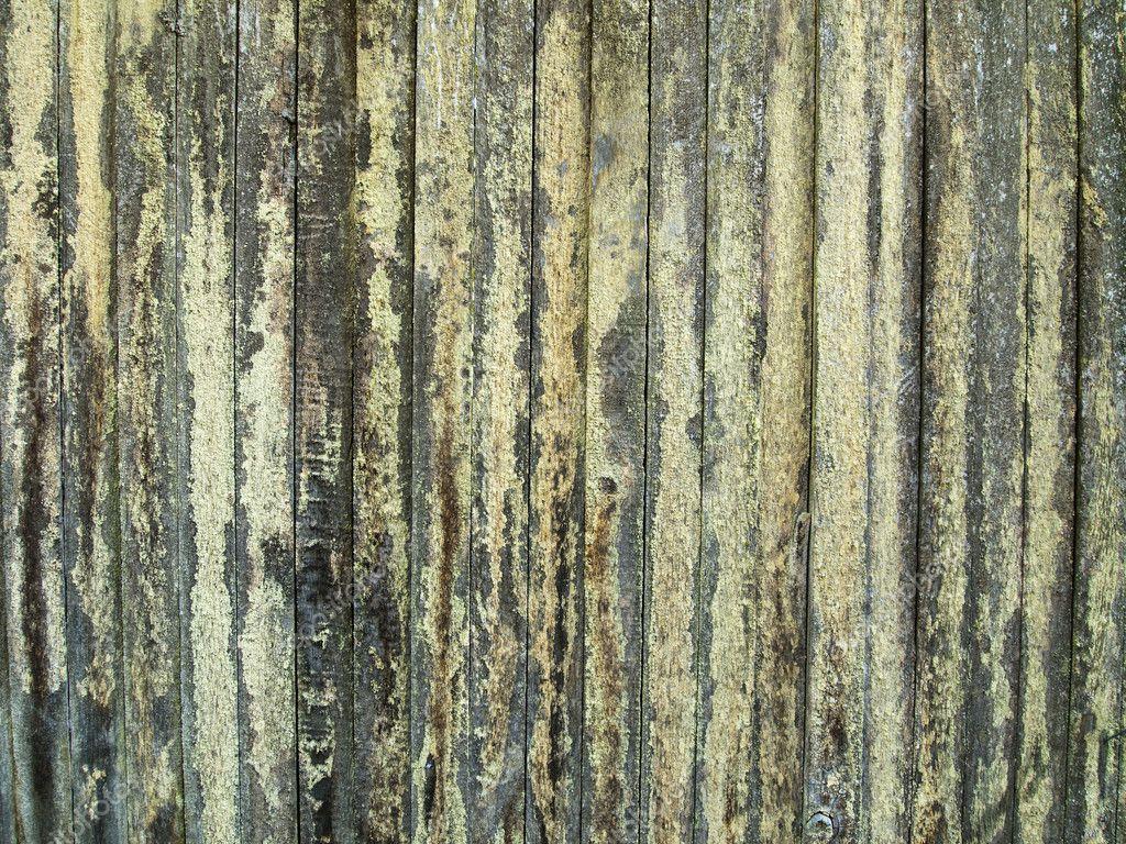 Holz Zaun Mit Flechten Stockfoto C Searagen 7532330