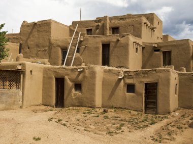 Historic Pueblo Building
