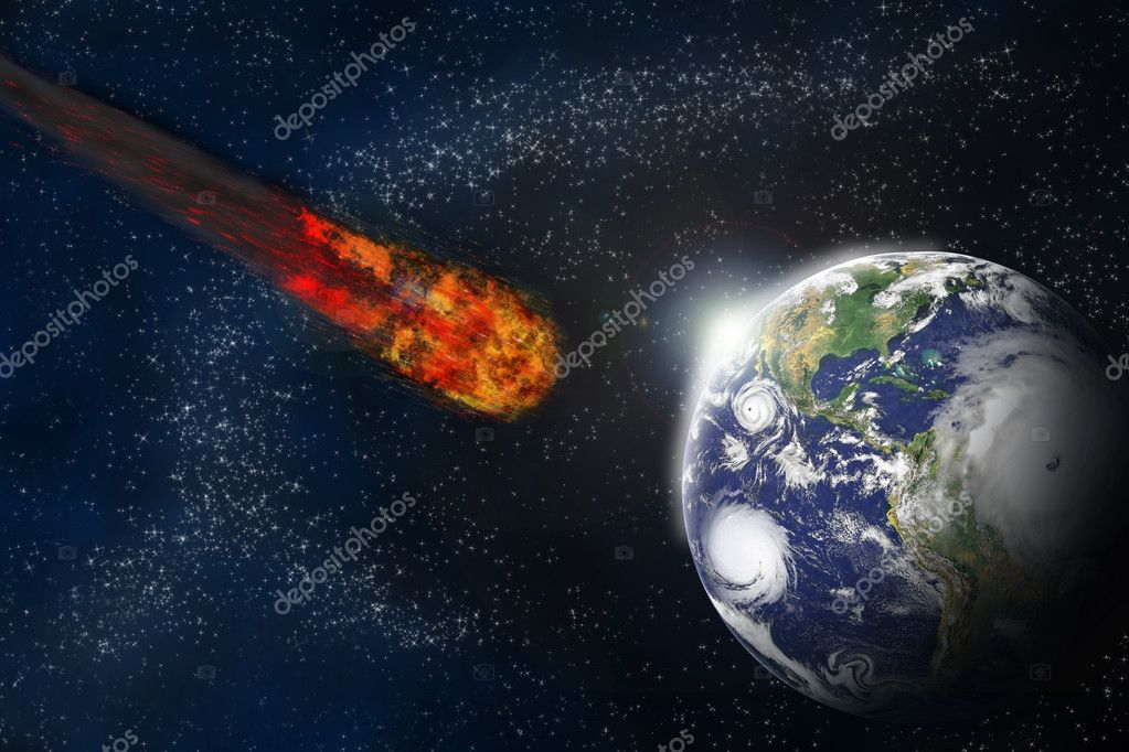 asteroids earth collision - HD 1280×852