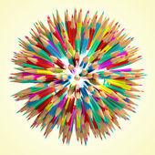 Fényképek ceruza labda