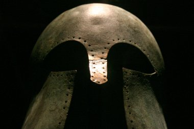 Medieval Warrior Helmet