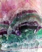 Fényképek fluorit-minta