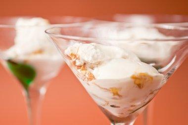 Ice-cream desert