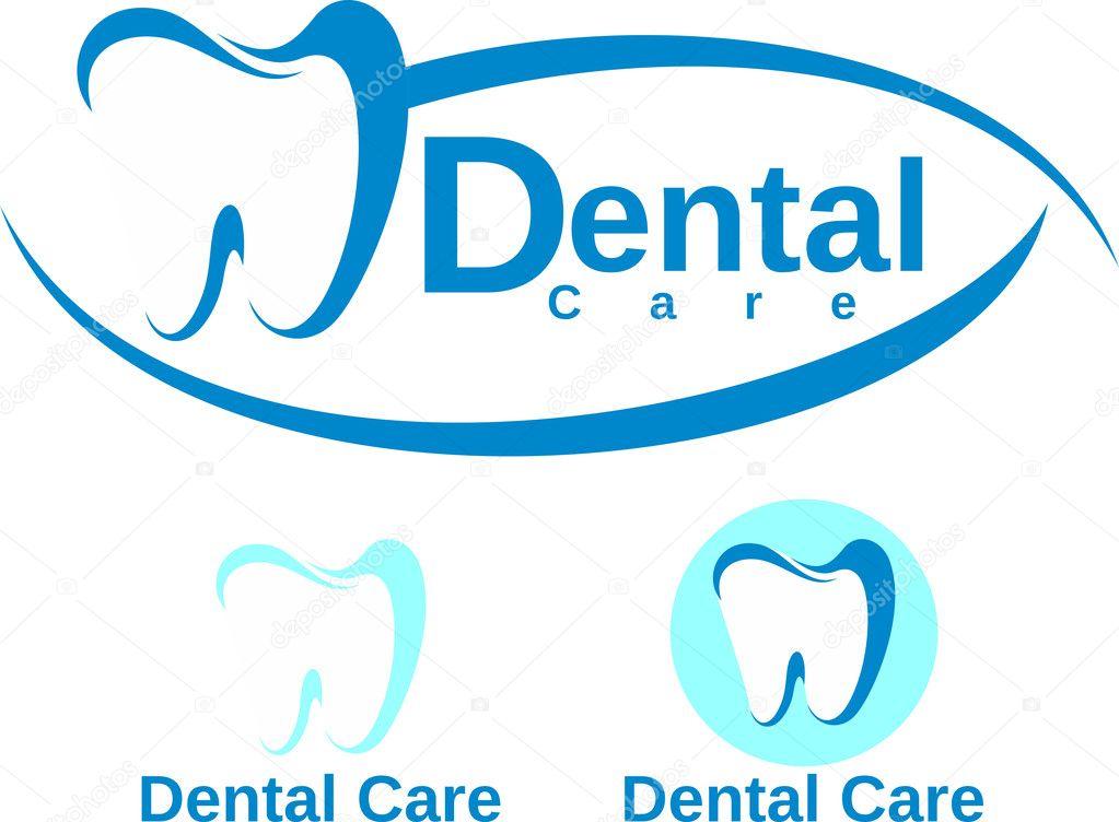 Dental logo — Stock Vector © hayaship #7406898