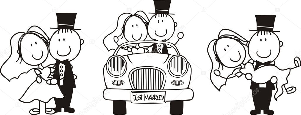 getrouwd vind bruid dildo