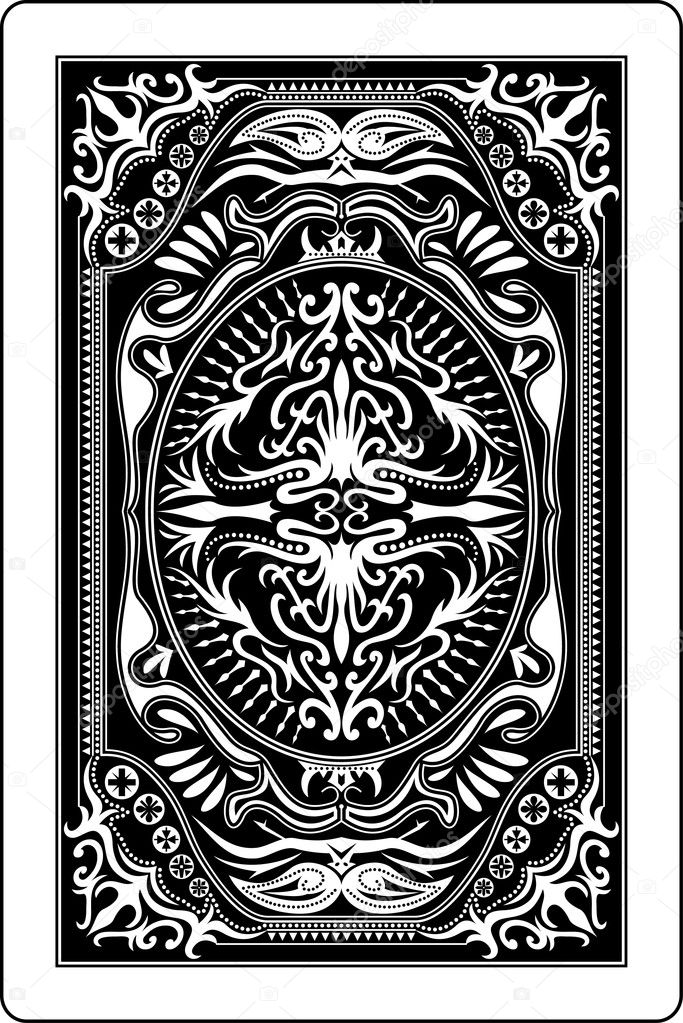 Playing Card Different Designs