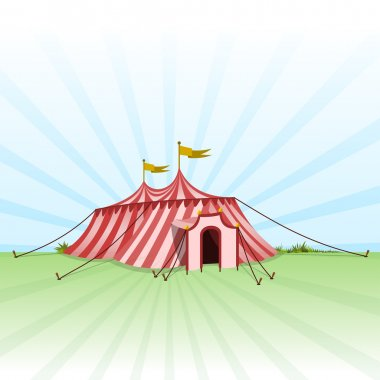 Circus Entertainment Tent