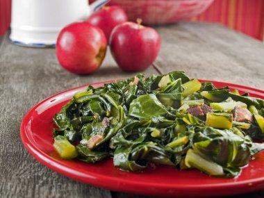 Collard greens & bacon