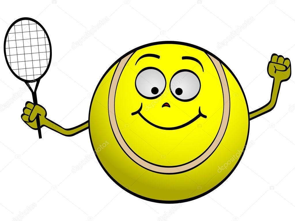Tenis pelota stock de ilustracion ilustracion libre de stock de - Pelota De Tenis Vector De Stock 7504058