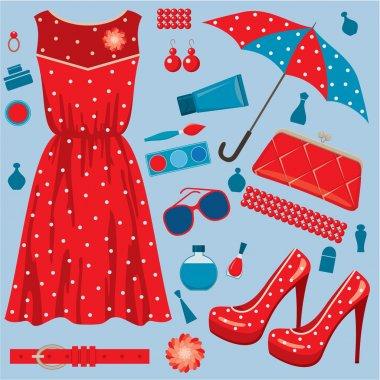 Paris fashion set