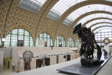 Gare d'Orsay museum Paris