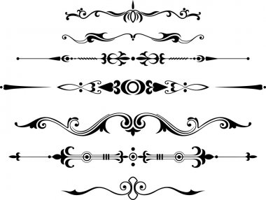 Decorative dividers