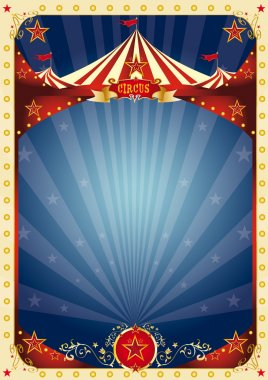 A background with a large copy space and a big top for your message. stock vector