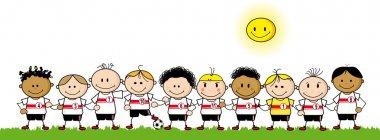 Football Boys team