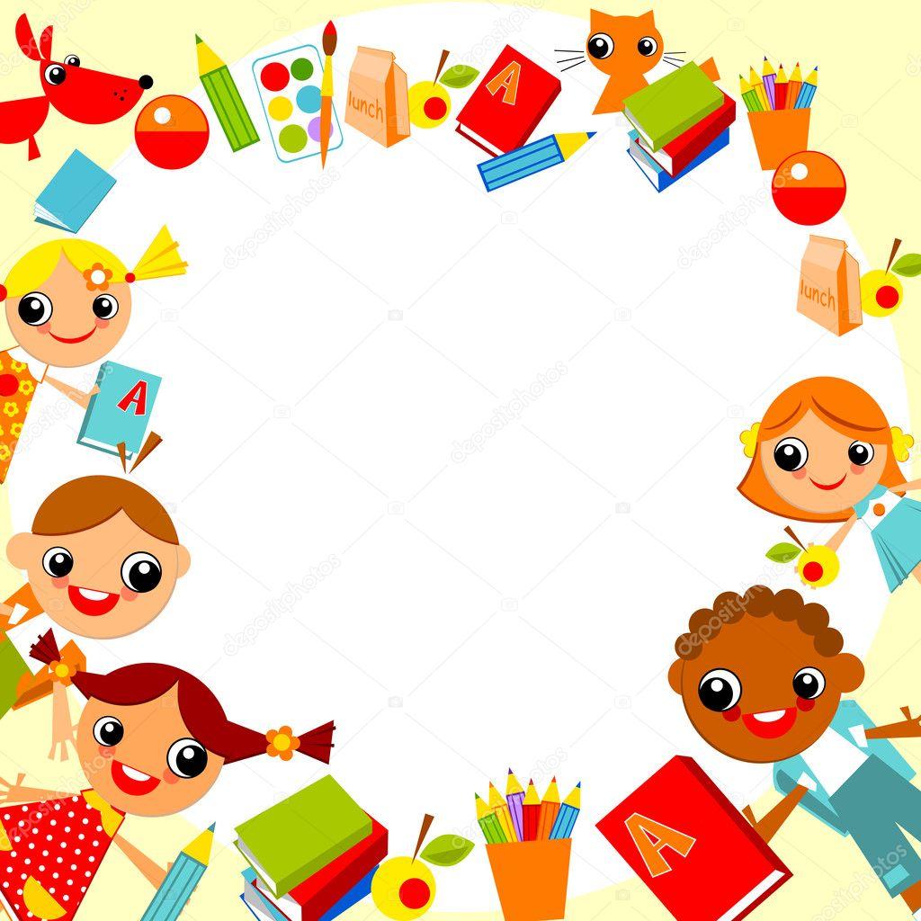 Children S: Stock Vector © Usikova #7820908