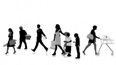 Shopper Figures