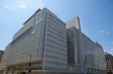 North Side Office Building for World Bank Headquarters, Washingt