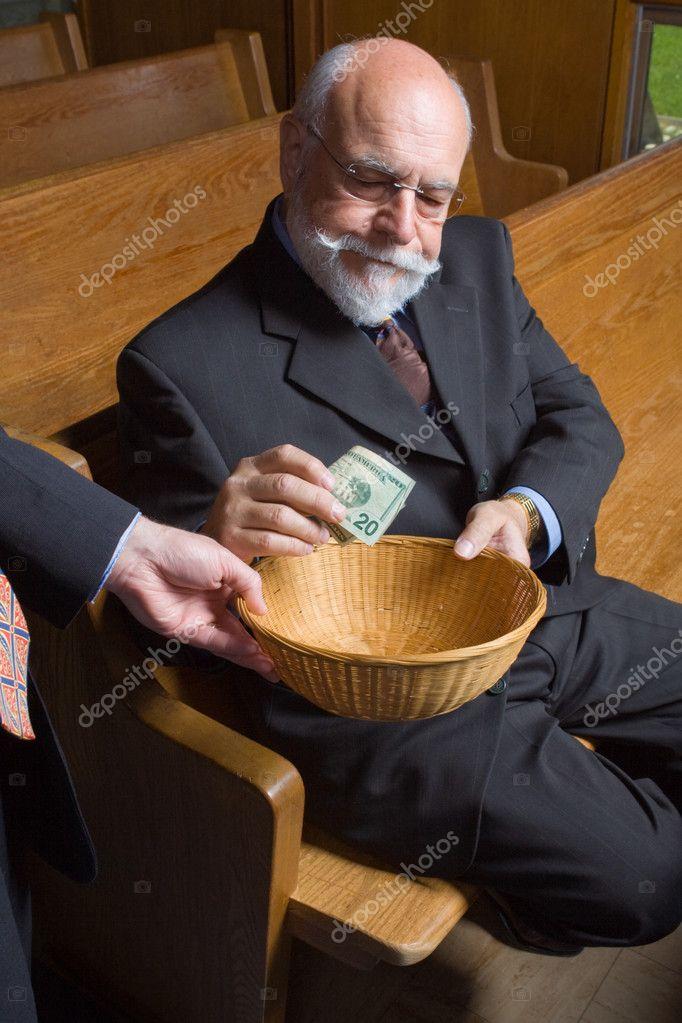 church offering baskets - 682×1023