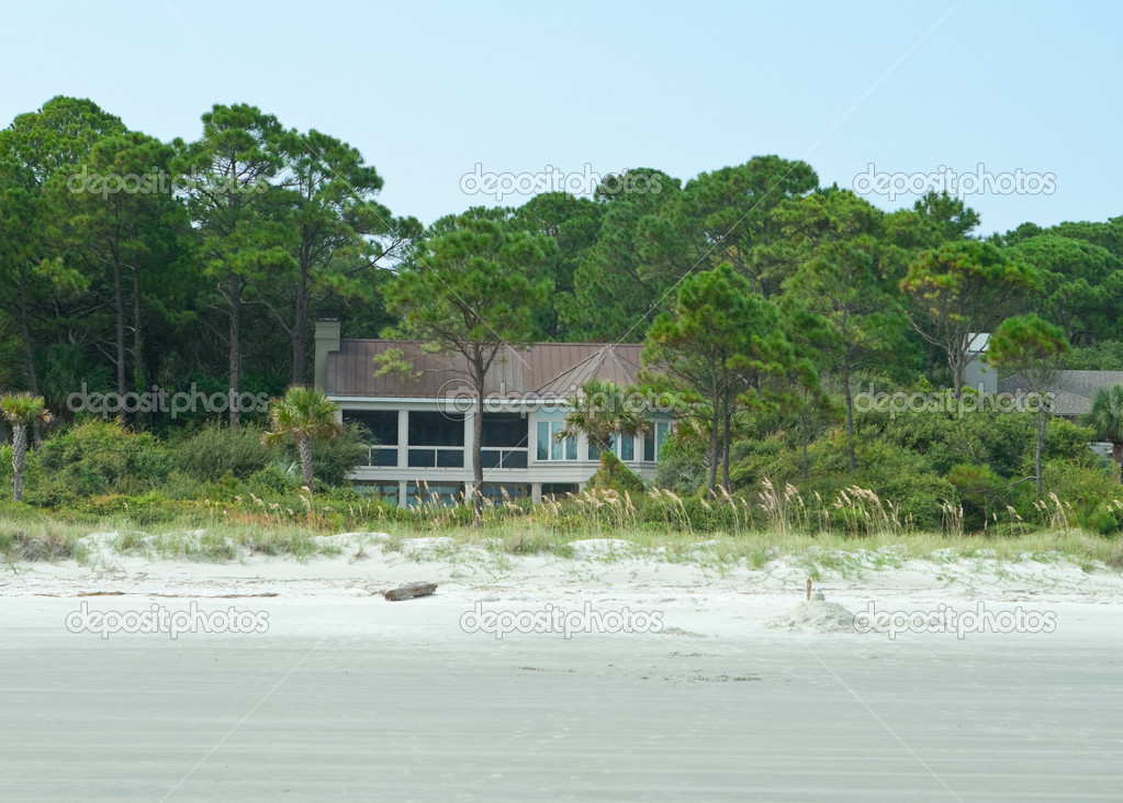 Upscale Beach House, Sea Oats, Hilton Head Island, South Carolin