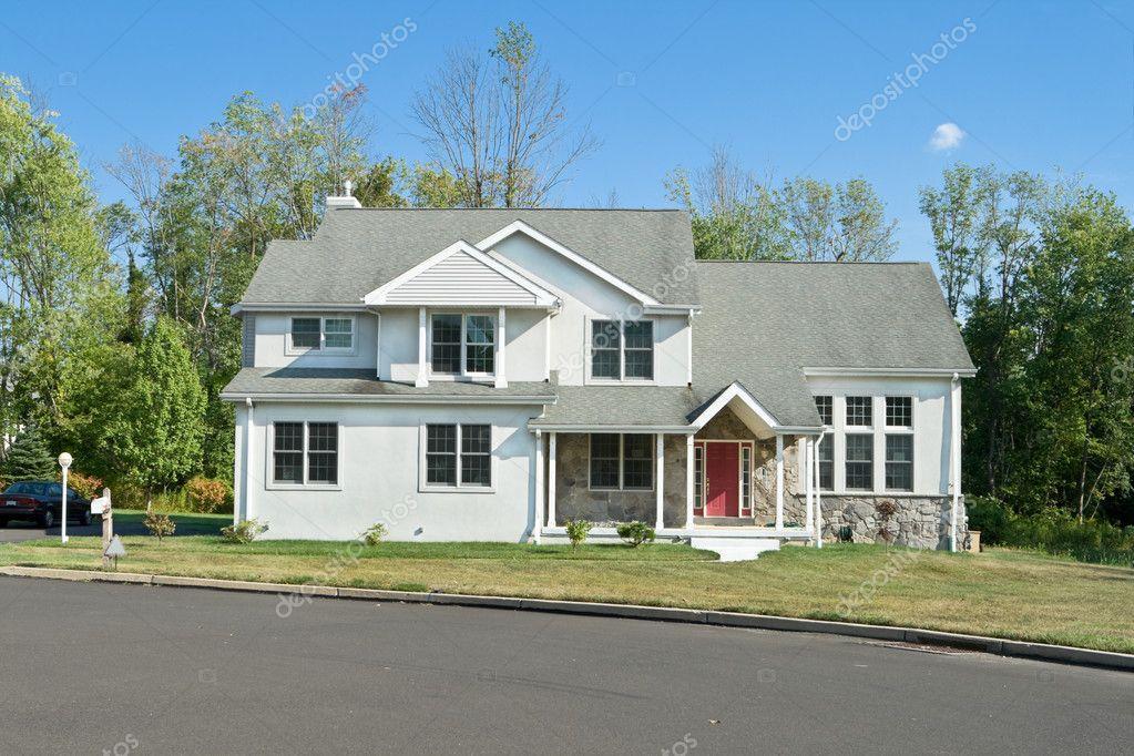 Modern Single Family House Suburban Philadelphia, Pennsylvania
