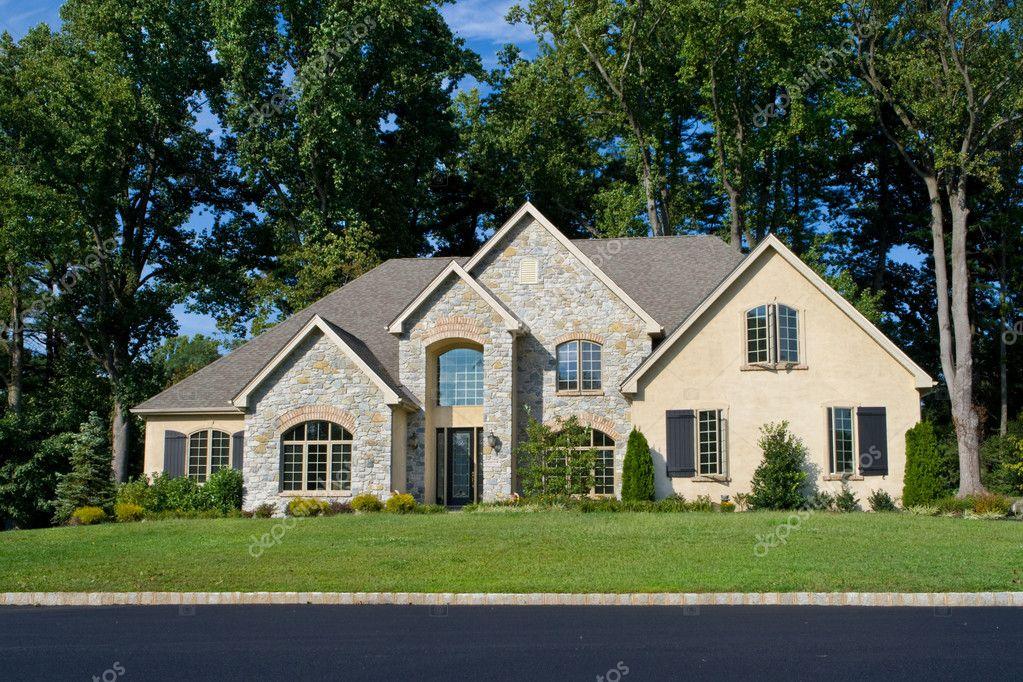 Newly Built Single Family Home in Suburban Philadelphia, Pennsyl