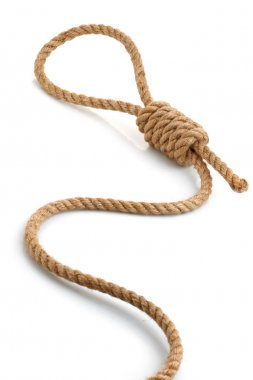 Loop hempen rope