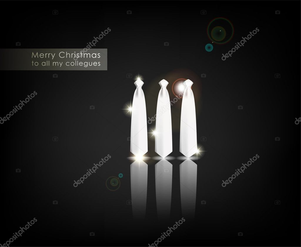 Frohe Weihnachten An Kollegen.Frohe Weihnachten An Alle Meine Kollegen Stockvektor Blinkblink