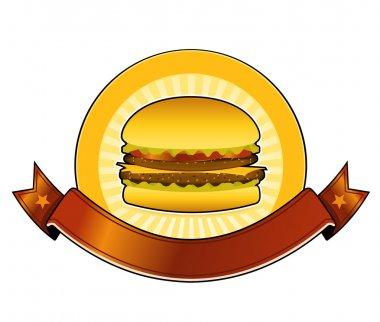 Burger Restaurant Banner