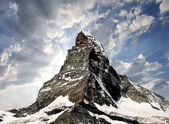 Photo Matterhorn - Swiss alps