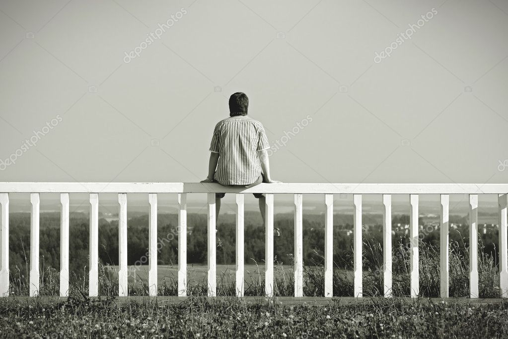 Image result for sitting on a fence