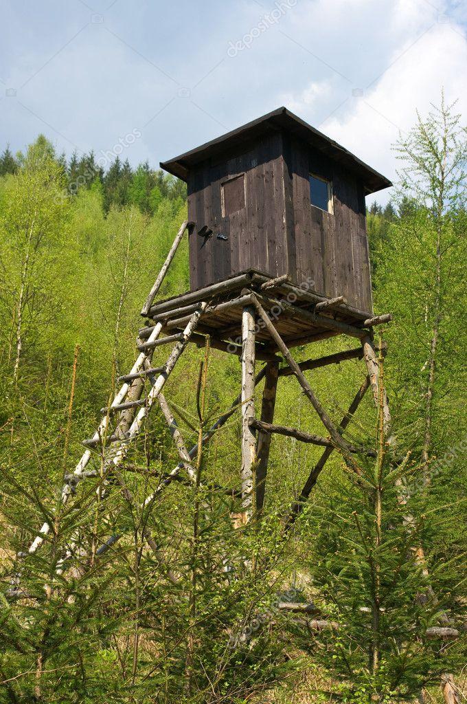 Čeke i osmatračnice - Page 2 Depositphotos_7930798-stock-photo-hunting-tower-in-the-forest
