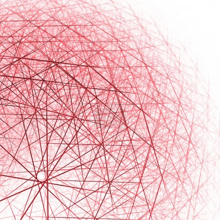 3d spherical structure