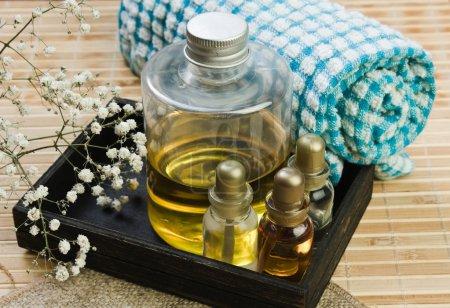 Set of perfume oils