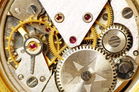 Clock mechanism