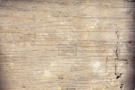 Photo pour Le fond de bois peint résistant aux intempéries pour la conception - image libre de droit