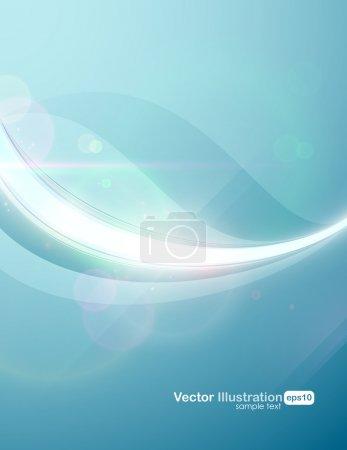 Dazzling background