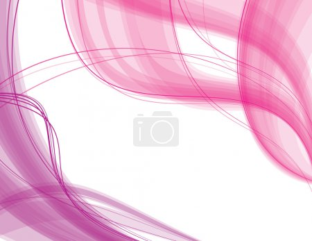 Illustration for Smooth background with space for your message - Royalty Free Image