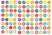 Web icons Vector illustration for you design
