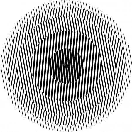 Optical Illusion circle