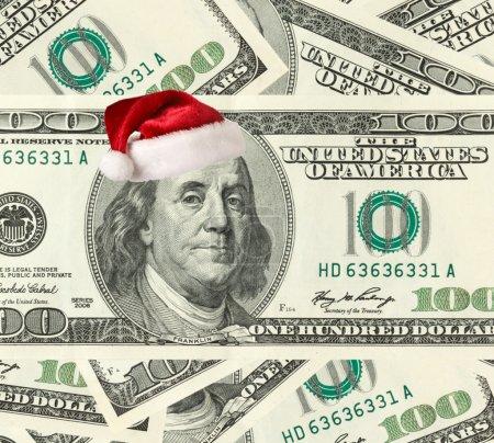Dollar Santa