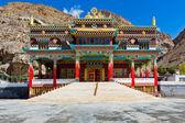 Buddhist monastery in Kaza, Spiti Valley