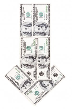 Dollar inflation concept
