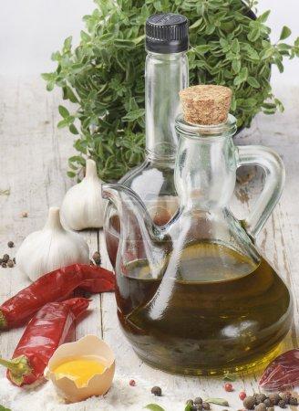 Photo pour Alimentation italienne - image libre de droit