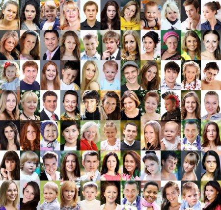 Foto de Retrato de jóvenes hermosas - Imagen libre de derechos