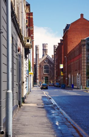 General street view
