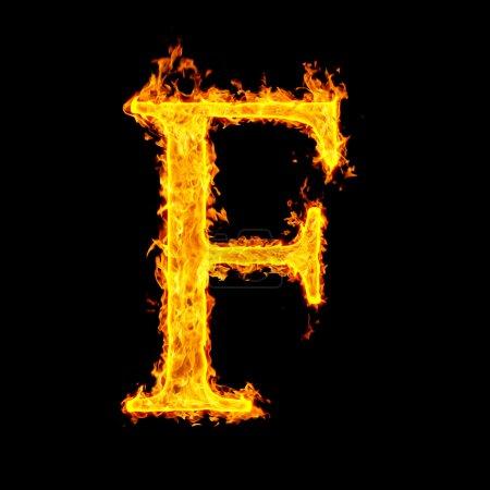 Lettre de feu