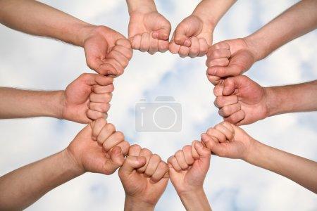 Fist group